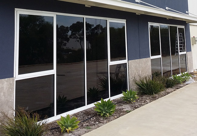 office window tinting henderson perth